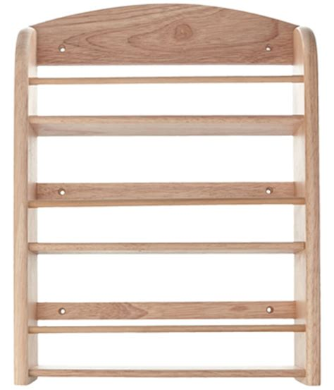 Wooden Spice Rack Uk by Top 10 Best Spice Racks Reviewed 2017 Wall Mount Wooden