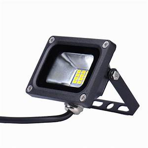 Pcs v w led mini flood light waterproof landscape