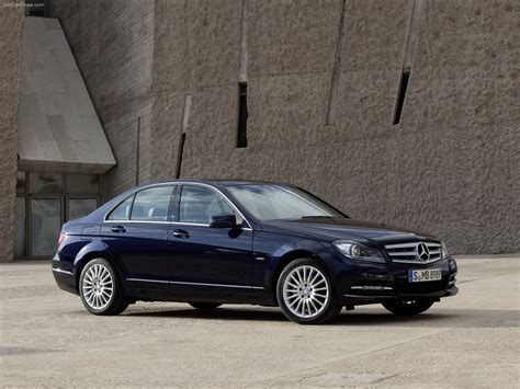 C Class 2012 by Mercedes C Class 2012 Picture 08 1600x1200