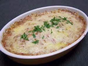 cuisiner congre gratin de courgettes à la provençale plat du jour