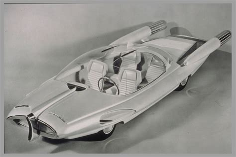 Best Concept Car Designs From The Fabulous 50′s