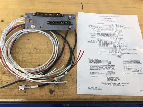 Garmin Wiring Harnes by Sold 14 Volt Kx155 W G S And Harness Pma8000b Avionics