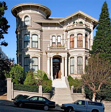 San Francisco Victorian Homes And Mansions
