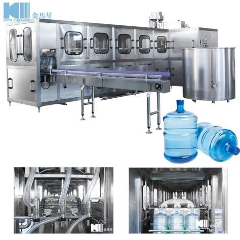 china  liter liter bottlejarbarrel filling machine china gallon water filling