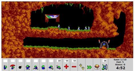 lemmings original game funnygamesin