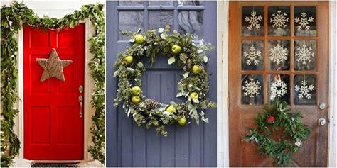Christmas Door Decorating Ideas-best Decorations For