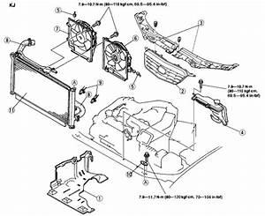 2002 Mazda Millenia Egr Diagram