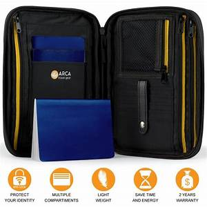 17 best images about arca passport holder on pinterest With family travel document holder