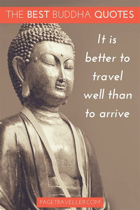 quotes  life buddha quote travel statue quotes