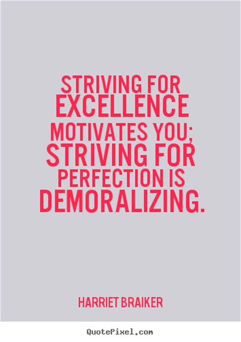 inspirational quotes  excellence quotesgram