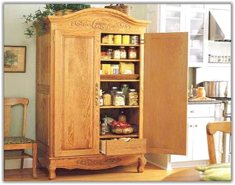 stand alone kitchen cabinets best deals best 25 free standing pantry ideas only on