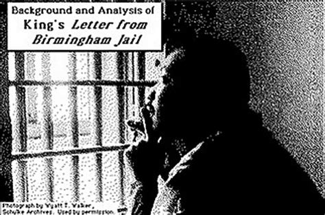Drmartinlutherkingjrcom  Letter From Birmingham Jail