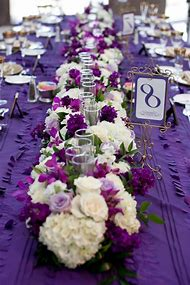 Best Purple Wedding Centerpieces Ideas And Images On Bing Find
