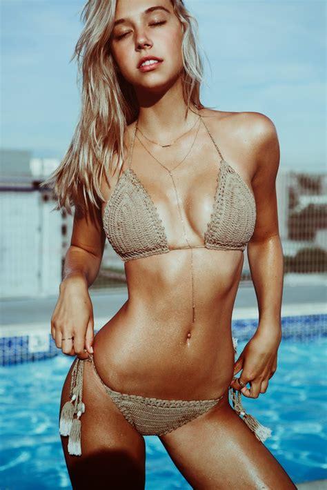 Pool Alexis Ren By Lucas Passmore Cowboy Zoom