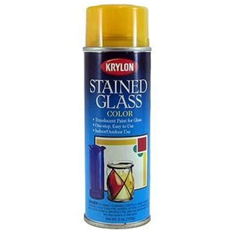 krylon stained glass paint color yellow yellow stained glass color of 6 arts crafts sewing