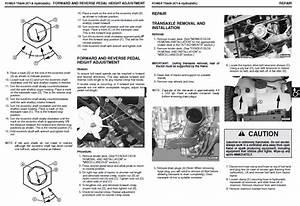 John Deere Repair Manual - Gx325 - Gx335
