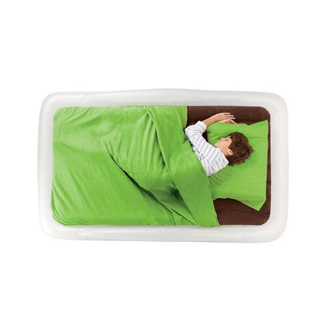 Shrunks Toddler Travel Bed by The Shrunks Tuckaire Indoor Travel Bed