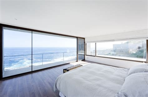 Gorgeous Minimalist Home Overlooking The In Chile by Gorgeous Minimalist Home Overlooking The In Chile
