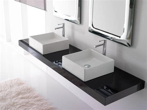 vasque carre a poser vasque 224 poser carr 233 en c 233 ramique teorema 40 by scarabeo ceramiche design calisti