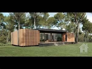 Pop Up House Avis : pop up house in france by multipod studio youtube ~ Dallasstarsshop.com Idées de Décoration