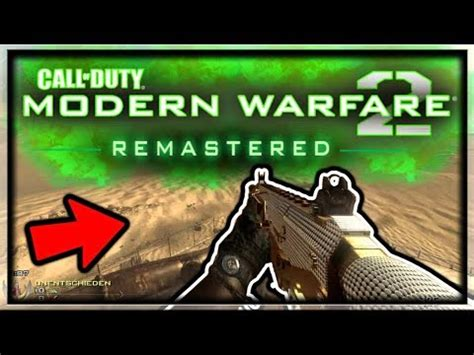 mw remastered reveal trailer officially announced