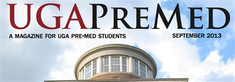 UGA PreMed September 2013 Issue