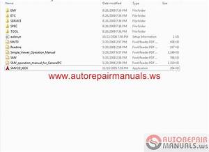 Mitsubishi Outlander 2009 Service Manual