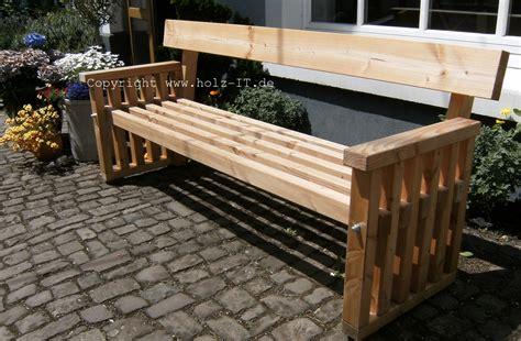 Holz Gartenmöbel Reinigen by Gartenbank Douglasie Bestseller Shop Mit Top Marken