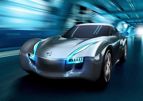 Nissan Esflow Concept Car Offers Phoenix Arizona High