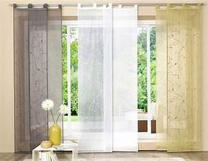 Schiebegardinen Grau Weiß : 2 st schiebegardine wei 57 x 245 schiebevorhang ~ A.2002-acura-tl-radio.info Haus und Dekorationen
