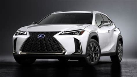 2019 Lexus Ux Suv First Official Hd Photo, Video Revealed