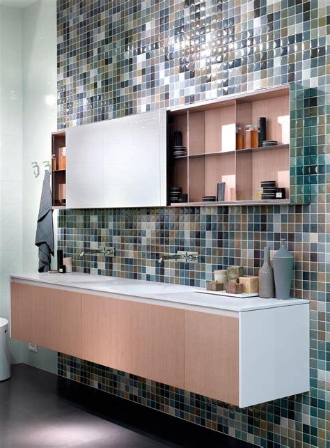 piastrelle bagno lilla piastrelle bagno mosaico lilla