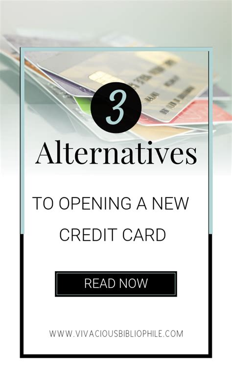 Maybe you would like to learn more about one of these? Alternatives to opening a new credit card | New credit cards, Credit card, Best travel credit cards