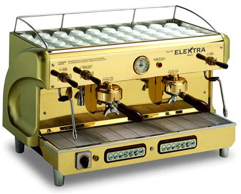 Elektra Gold Maxi Series 2 Group Fully Automatic Commercial Espresso & Cappuccino Machine
