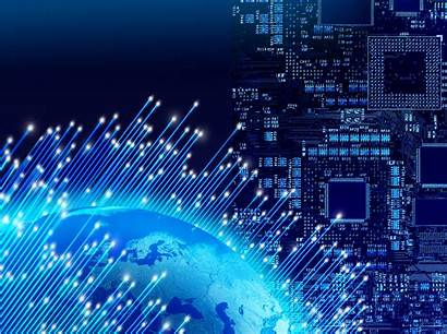 Technology Background Wallpapers Wall
