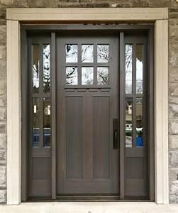 Pin, On, Amberwood, Single, Entry, Doors