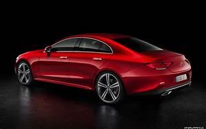 Cars Desktop Wallpapers Mercedes Benz CLS 450 2018