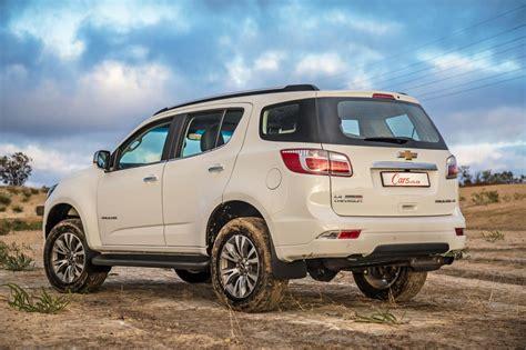 Chevrolet Trailblazer 28d Ltz (2017) Quick Review Cars