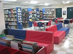 Aménagement Bibliothèque : am nagement biblioth ques scolaires de la csdm ~ Carolinahurricanesstore.com Idées de Décoration
