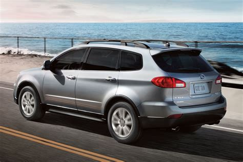 Subaru Tribeca Discontinued After 2014 Replacement Coming