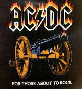 AC/DC Logo Polar Fleece Blanket