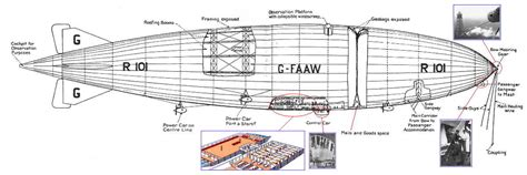 home floor plans aht airships r101