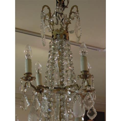 grand lustre 224 pilles en cristal du xixe si 232 cle
