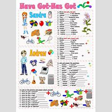 Have Gothas Got Worksheet  Free Esl Printable Worksheets Made By Teachers