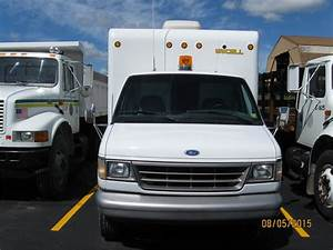 1995 Ford E350 Cutaway Cube Van Online Government Auctions