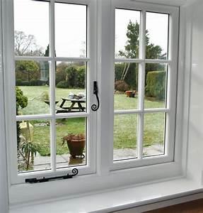 Cottage, Windows, Upvc