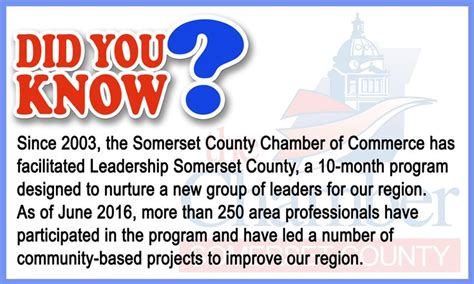dyksince   somerset county chamber  commerce