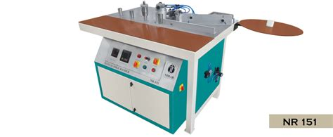 manual edge bander machine manufacturer india edge banding tape pasting machine exporter