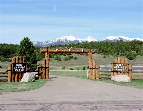 Wolf Springs Ranch - M4 Ranch Group