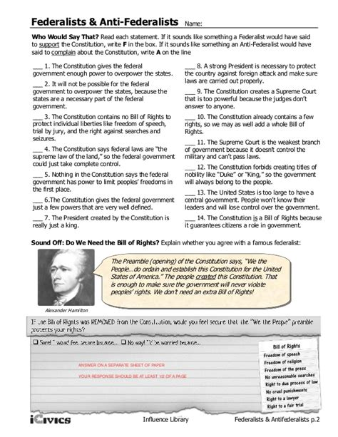 Though the site continues to face legal issues due to the pirated access provided to books and articles, the site is still functional through various domains. 31 Icivics Federalism Worksheet Answers - Worksheet ...